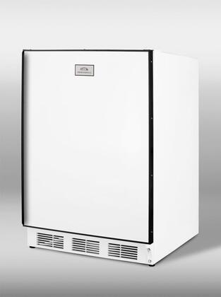 Summit CT67AL  Compact Refrigerator with 5.3 cu. ft. Capacity in White