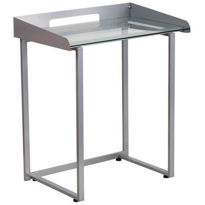 Flash Furniture NANYLCD1234GG Computer  Metal Desk