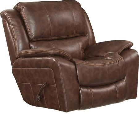 Catnapper 45102115259125259122309 Beckett Series Faux Leather Metal Frame  Recliners