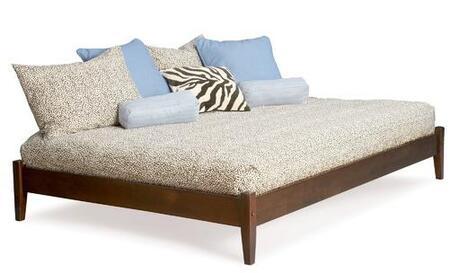 Atlantic Furniture CONCORDOFFULLES Concord Series  Full Size Bed