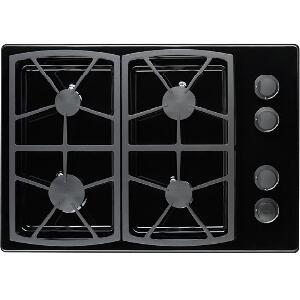 Dacor SGM304BLPH Classic Series Liquid Propane Sealed Burner Style Cooktop, in Black