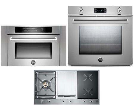 Bertazzoni 347269 Professional Kitchen Appliance Packages