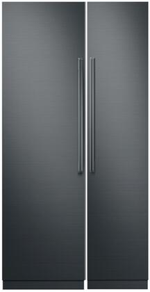 Dacor 867779 Modernist Side-By-Side Refrigerators