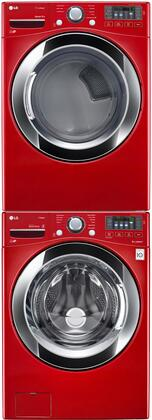 LG 706138 Washer and Dryer Combos