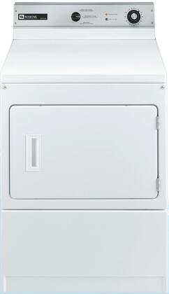 Maytag Commercial MDE17MNAYW Electric Dryer