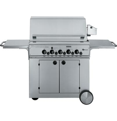 GE Monogram ZX36CTACSS  Grill, in Stainless Steel
