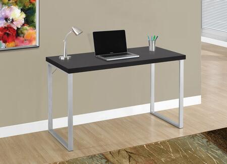 """Monarch I 715X 48"""" Computer Desk with Metal Legs, Ample Surface Space and Scratch Resistant Surface"""
