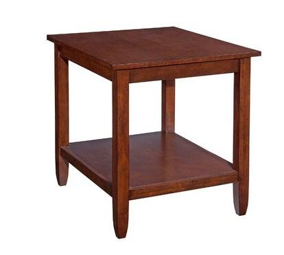 Broyhill 3864002 Counter Part Series Modern Square End Table