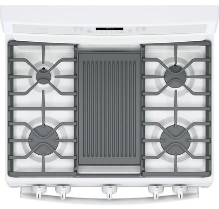 ge profile profile cooktop with grill