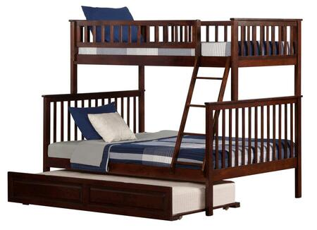 Atlantic Furniture AB56234  Twin over Full Size Bunk Bed
