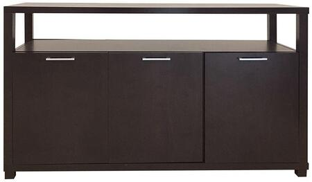 Acme Furniture 08278 Hill Series Freestanding Wood None Drawers Cabinet