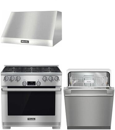 Miele 736690 DirectSelect Kitchen Appliance Packages