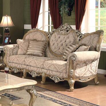 Yuan Tai KA5000S Kalonice Series  Fabric Sofa