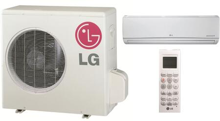 LG LS091HSV2 Mini Split Air Conditioner Cooling Area,