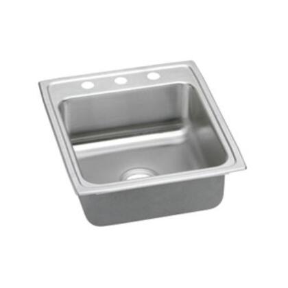 Elkay LRADQ202250MR2 Drop In Sink