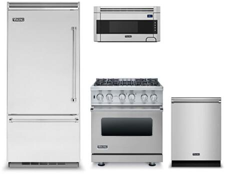 Viking 749670 Kitchen Appliance Packages