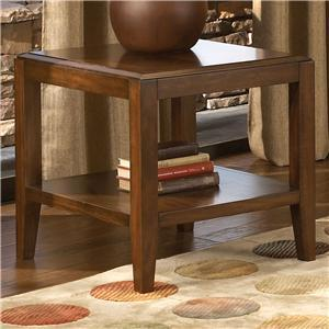 Standard Furniture 23872 Cape Point Series  End Table