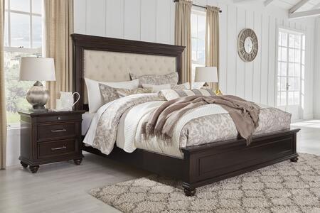 Signature Design by Ashley Brynhurst 2 Piece Queen Size Bedroom Set