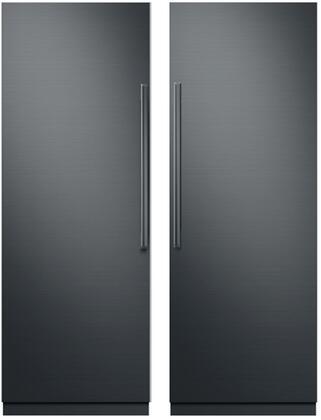 Dacor 865536 Modernist Side-By-Side Refrigerators