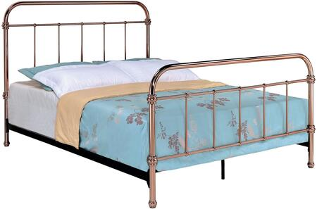 Furniture of America CM7739T Tamia Series  Twin Size Bed