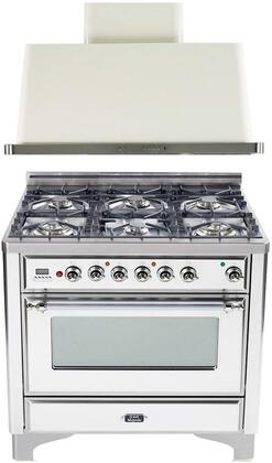 Ilve 720120 Majestic Kitchen Appliance Packages