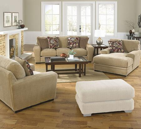 Jackson Furniture 44873PCSTLCOKIT1OA Prescott Living Room Se