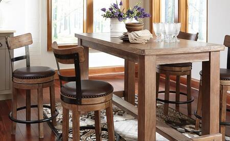 Signature Design by Ashley D54213124 Pinnadel Dining Room Se