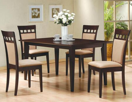 Coaster 100771SET73 Mix and Match Dining Room Sets
