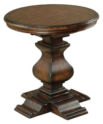 Ambella 00270900002 Aspen Series Traditional Round End Table