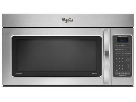 Whirlpool WMH75520AS 2 cu. ft. Capacity Over the Range Microwave Oven