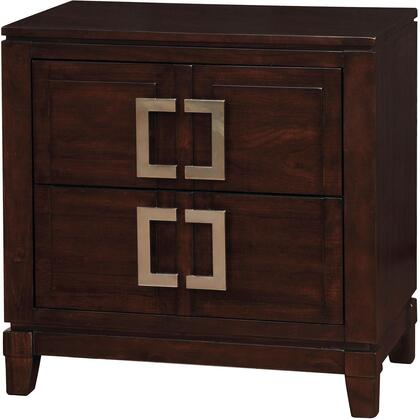 Furniture of America CM7385N Balfour Series  Night Stand