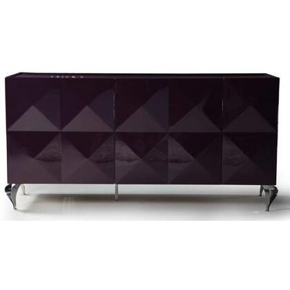 VIG Furniture LS504AP  Wood Dresser
