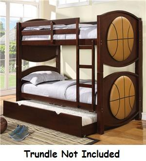 Acme Furniture 11950 All Star Series  Twin Size Bunk Bed