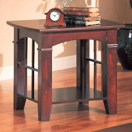 Coaster 700007 Casual Wood  End Table