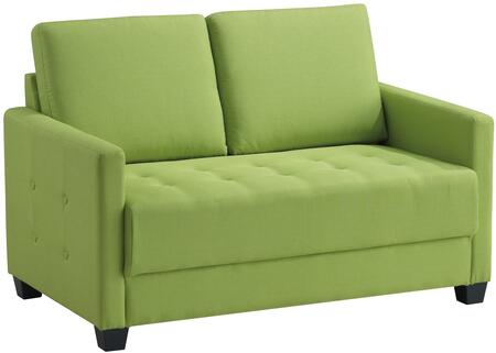 Glory Furniture G771L Fabric Stationary Loveseat