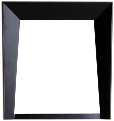 Bellaterra Home 500410MIRES Wood Frame Mirror - Dark Espresso