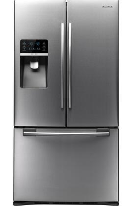 Samsung Appliance RFG29PHDRS  French Door Refrigerator with 28.5 cu. ft. Total Capacity 5 Glass Shelves