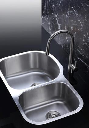 Ruvati RVC2558 Kitchen Sink