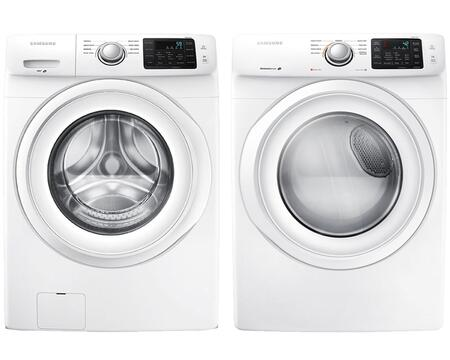 Samsung Appliance 356118 TurboWash Washer and Dryer Combos