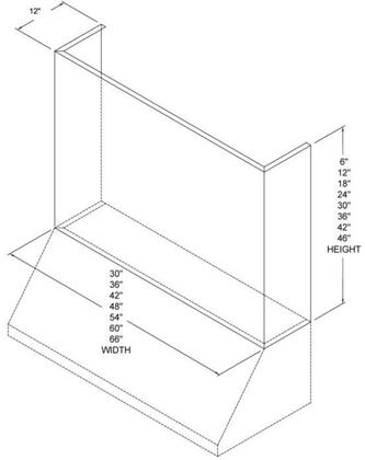 Prizer Hoods Dimensions