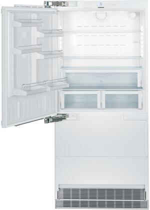 Liebherr HC2061 36 Inch Counter Depth Bottom Freezer Refrigerator