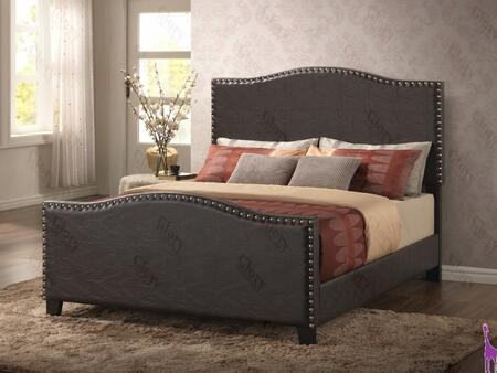 Glory Furniture G2570QBUP G2570 Series  Queen Size Panel Bed