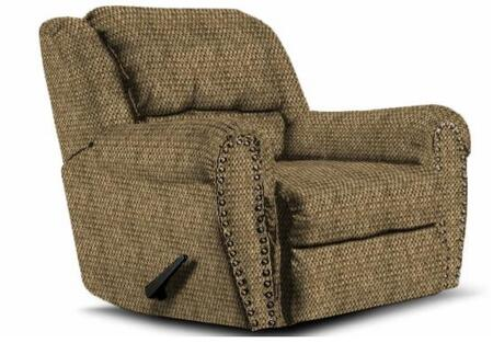 Lane Furniture 21495S481217 Summerlin Series Transitional Wood Frame  Recliners