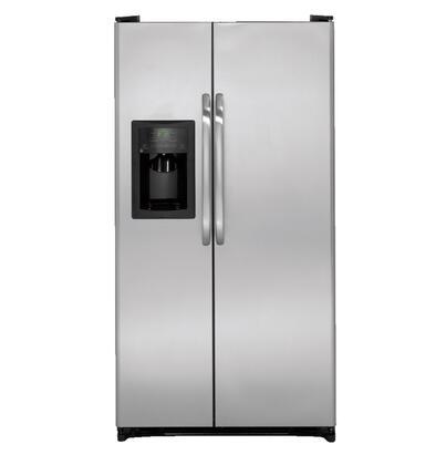 GE GSH25JSDSS Freestanding Side by Side Refrigerator |Appliances Connection