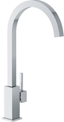 Franke FFP28 Planar 8 Series Prep Kitchen Faucet in Polished Chrome