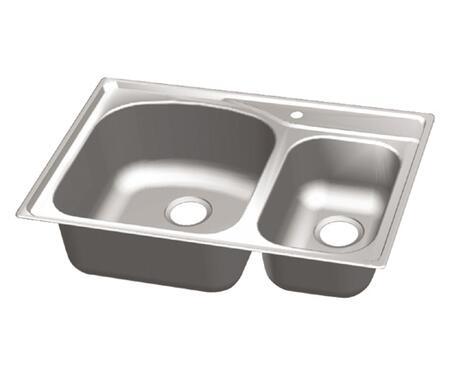 Wells CHT332297 Kitchen Sink