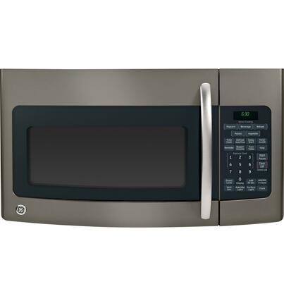 GE JVM1750EPES 1.7 cu. ft. Capacity Over the Range Microwave Oven