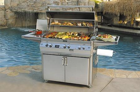 FireMagic E790S2E1P63  Freestanding Grill, in Stainless Steel