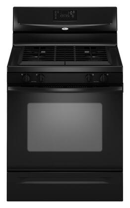 whirlpool wfg371lvq white gas freestanding range with sealed burner cooktop 5 0 cu ft primary. Black Bedroom Furniture Sets. Home Design Ideas