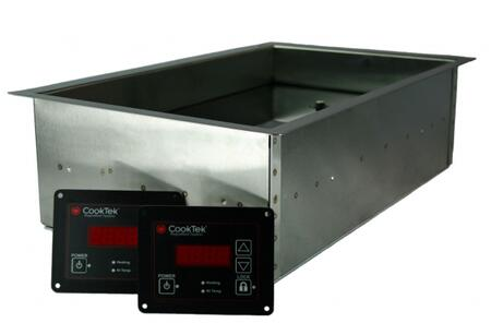 "CookTek IHW0622A 21.75"" Drop In Cooker"